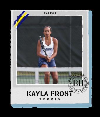 Kayla Frost