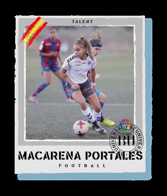 Macarena Portales