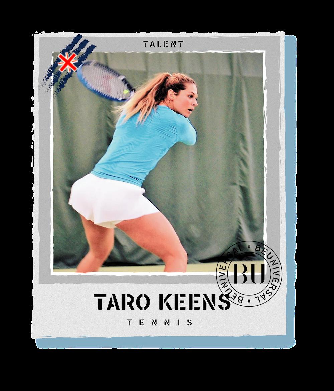 Taro Keens